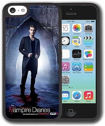 Coque iPhone 5C Etui Movie The Vampire Diaries, Apple iPhone 5C ...