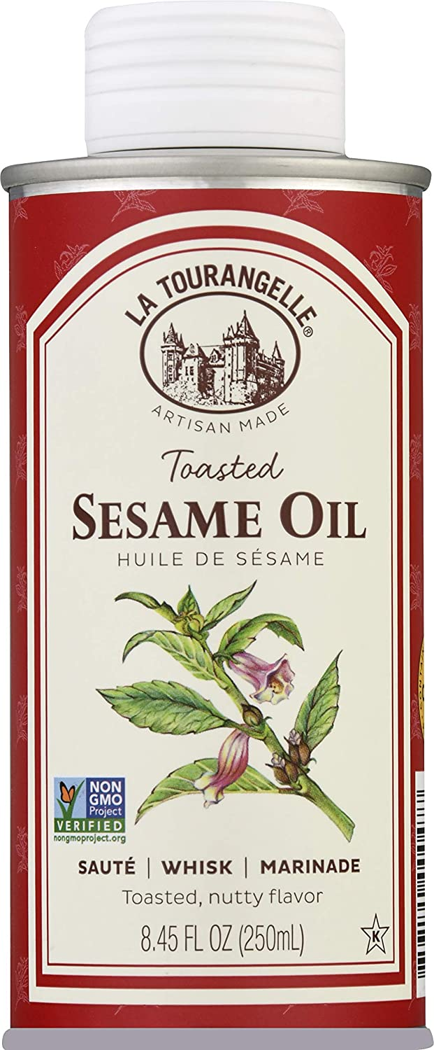 La Tourangelle, Toasted Sesame Oil Image