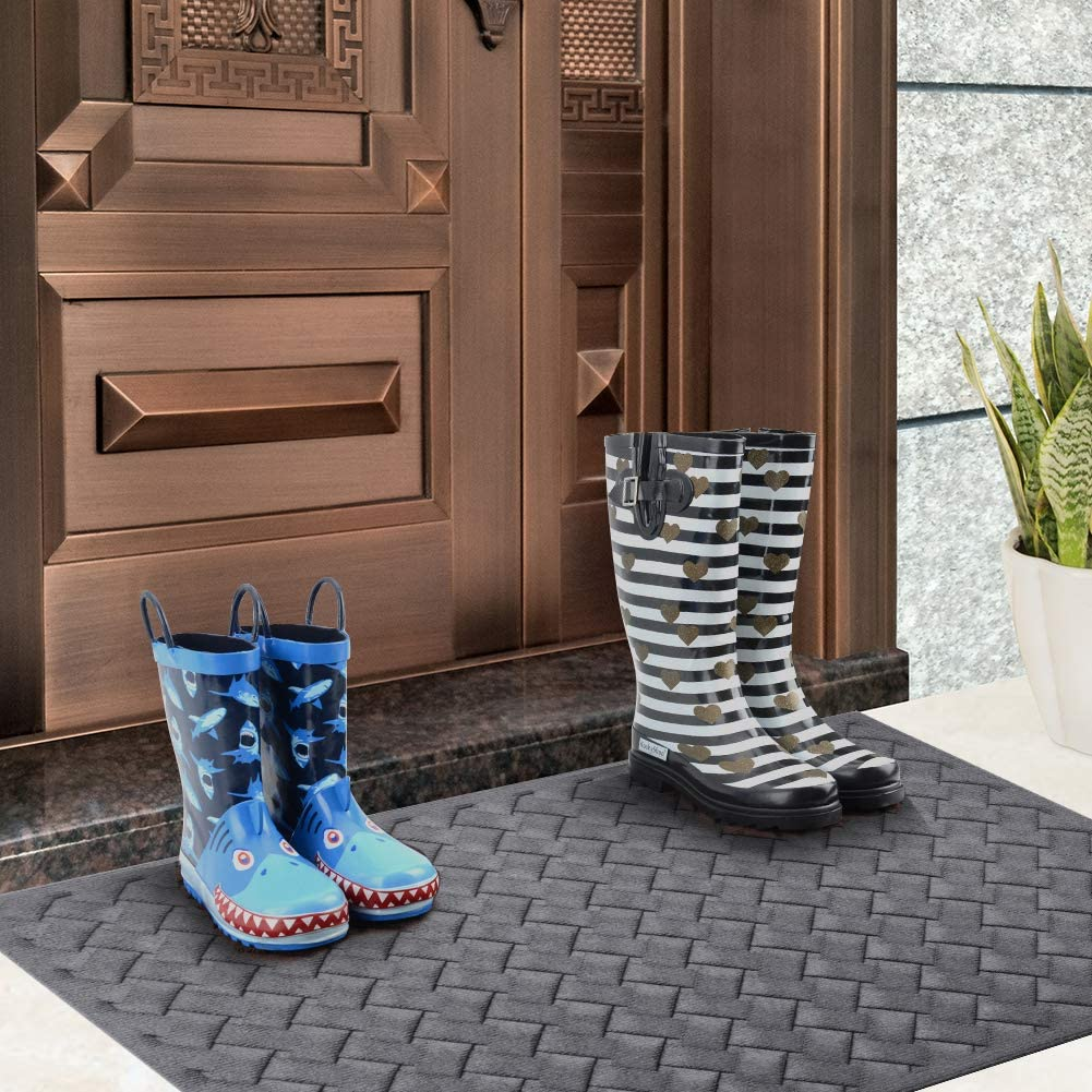 Amazon coupon code for Mibao Entrance Door Mat Front Outdoor Rug