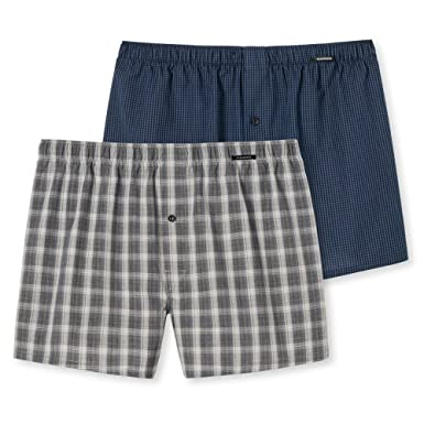 Mens Trunk Pack of 2 Schiesser Free Shipping Sneakernews Manchester Great Sale For Sale Sale Newest Latest Collections For Sale Buy Cheap In China kUHRA