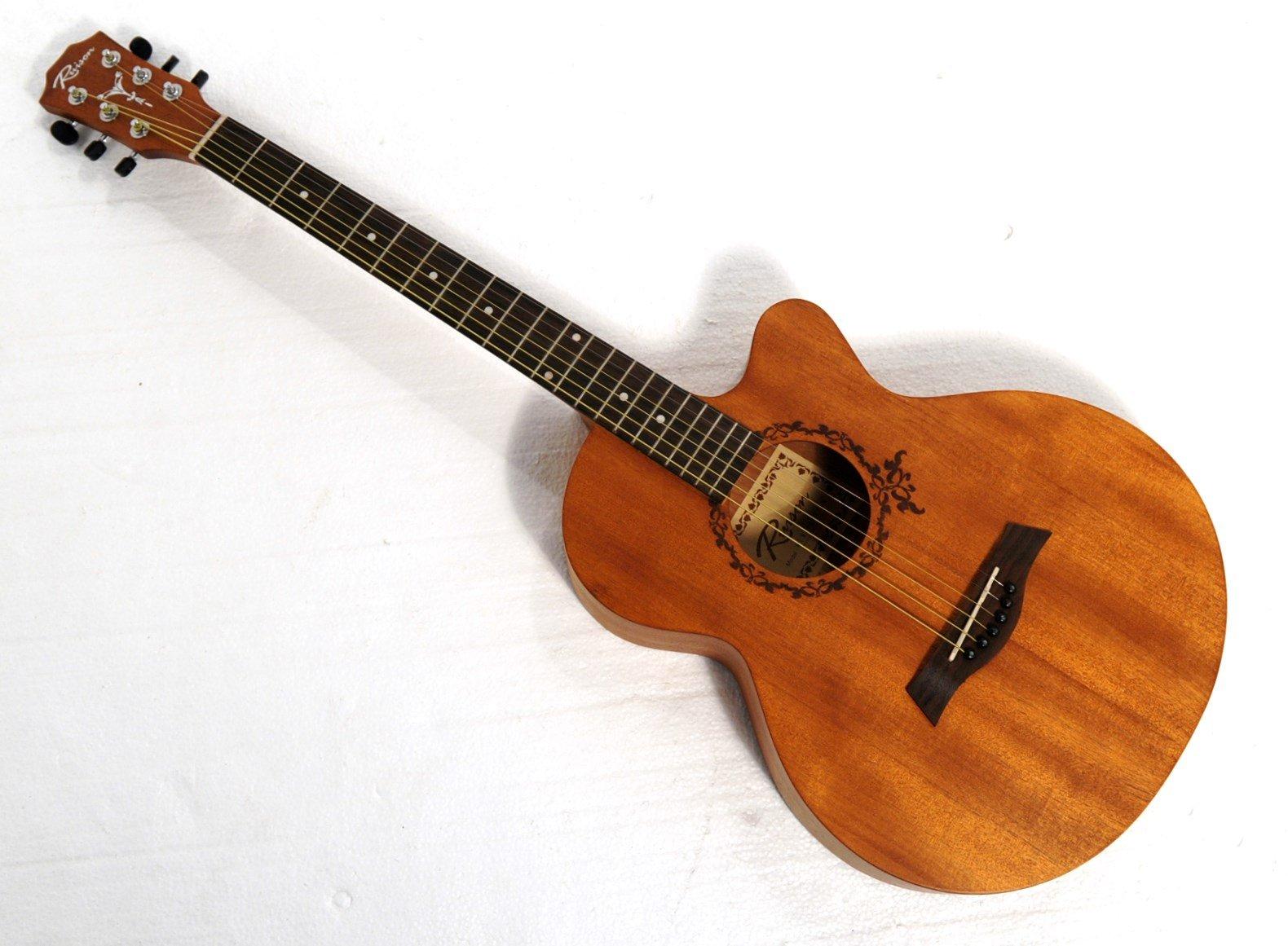 38'' Acoustic Cutaway Guitar