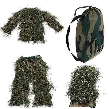 Uniforme de camuflaje para niños Traje de invisibilidad de ...