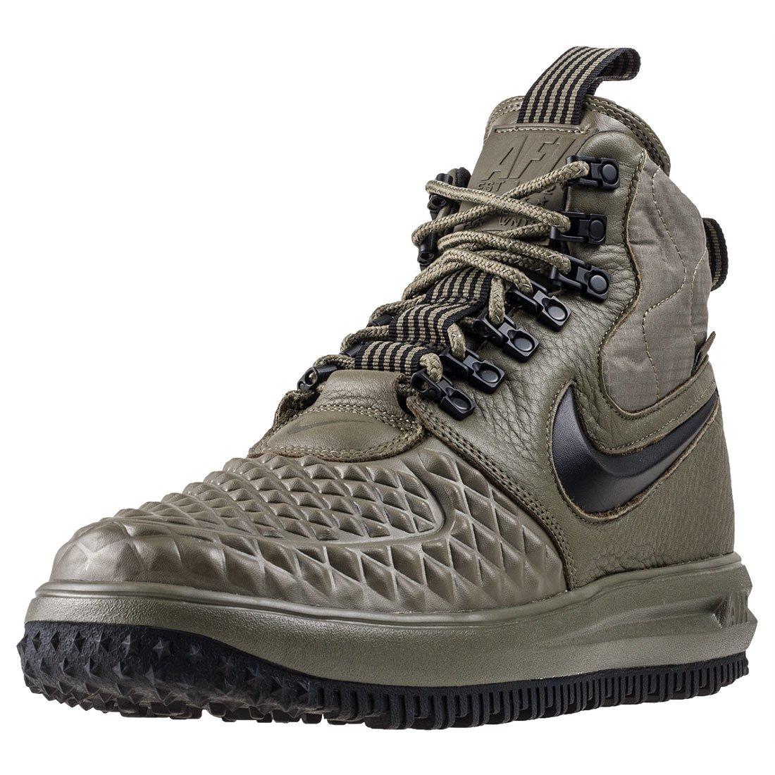 Nike Lunar Force 1 17 Duckboot 916682-202  47 EU Medium Olive/Black-wolf Grey