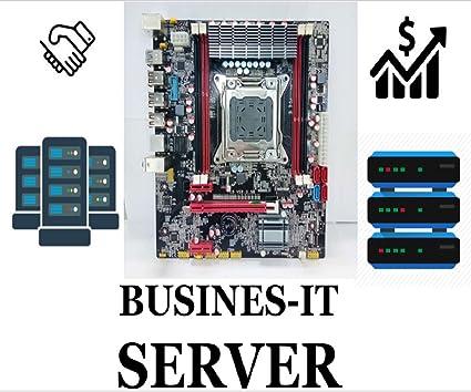 Amazon com: NEW GAMEPOWER LGA 2011 INTEL SOCKET MOTHERBORD X79 MATX