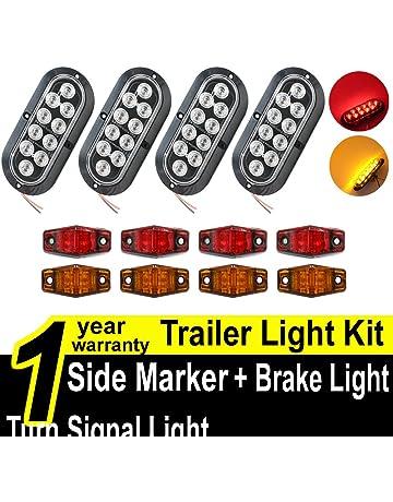 TMH Trailer Light KIT (Pack of 4) 6