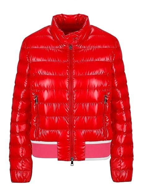 Moncler Piumino Donna 463620568950455 Poliammide Rosso