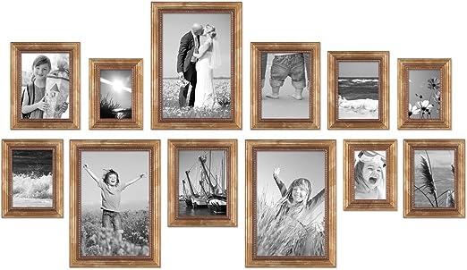 Fotorahmen SARA braun 20x30 cm
