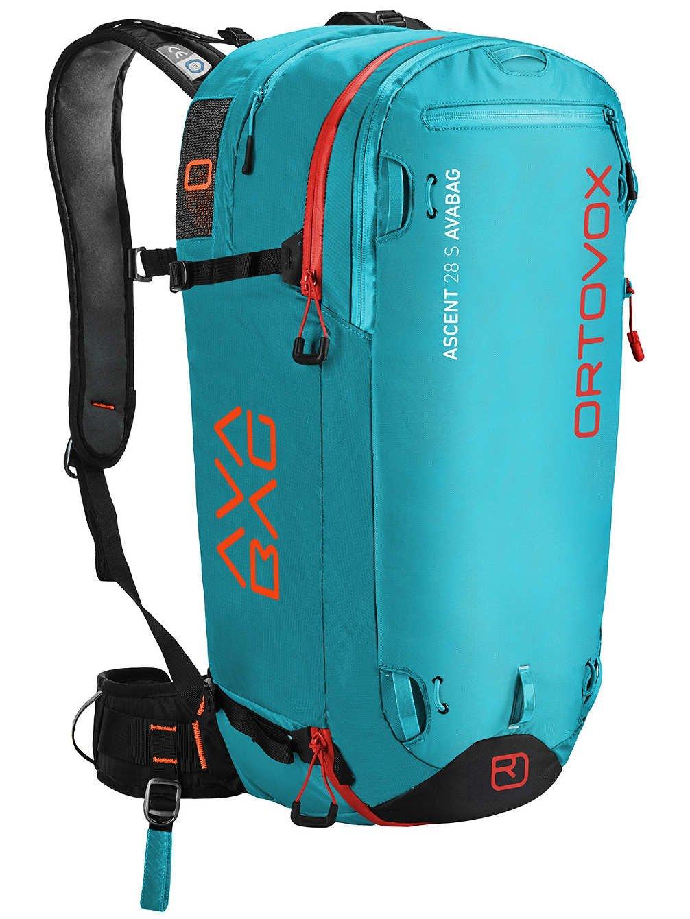 Ortovox Damen Ascent 28 S Inklusive Avabag Rucksack