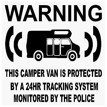 6 X Camper Van Dummyfake Gps Black Tracking System Gerät