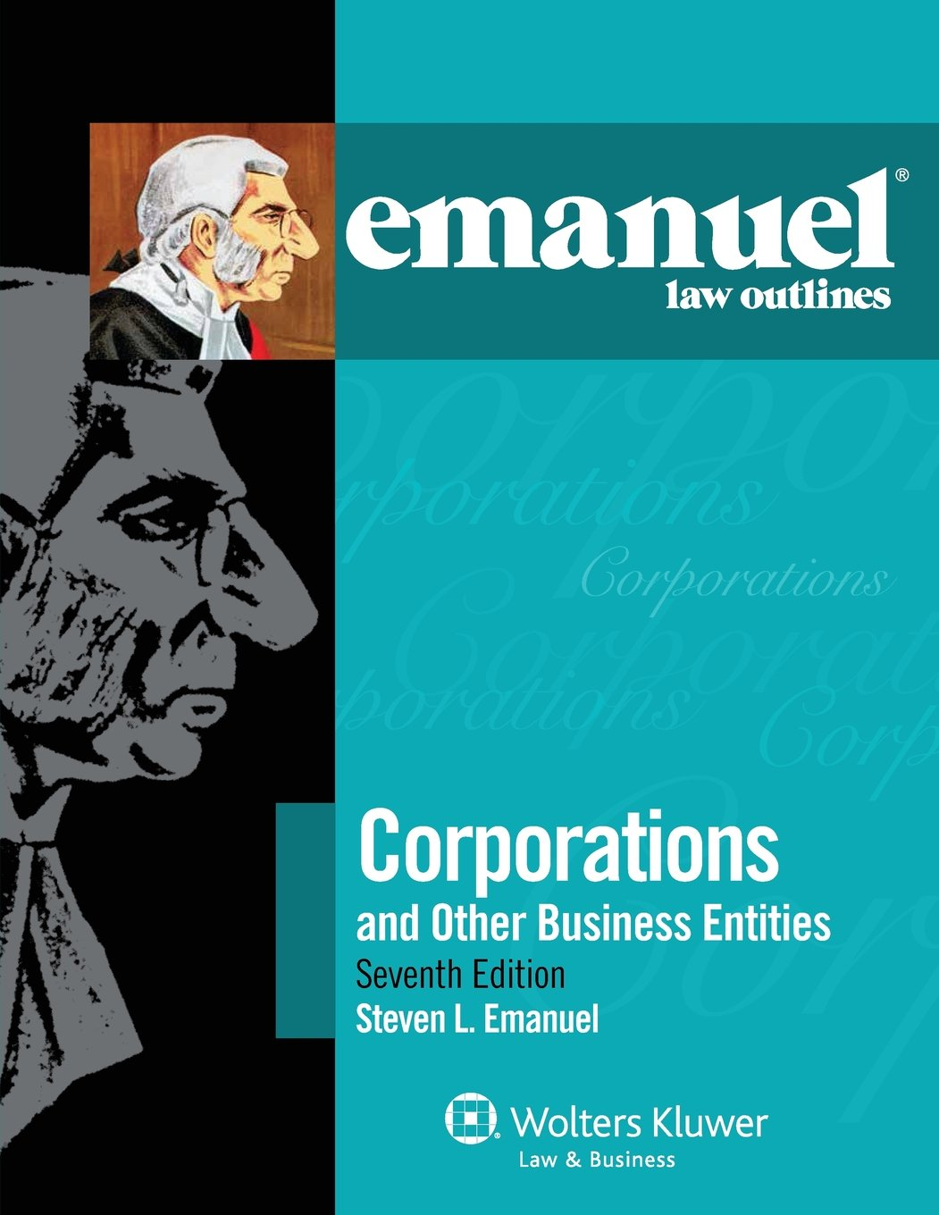 Emanuel Law Outlines For Corporations