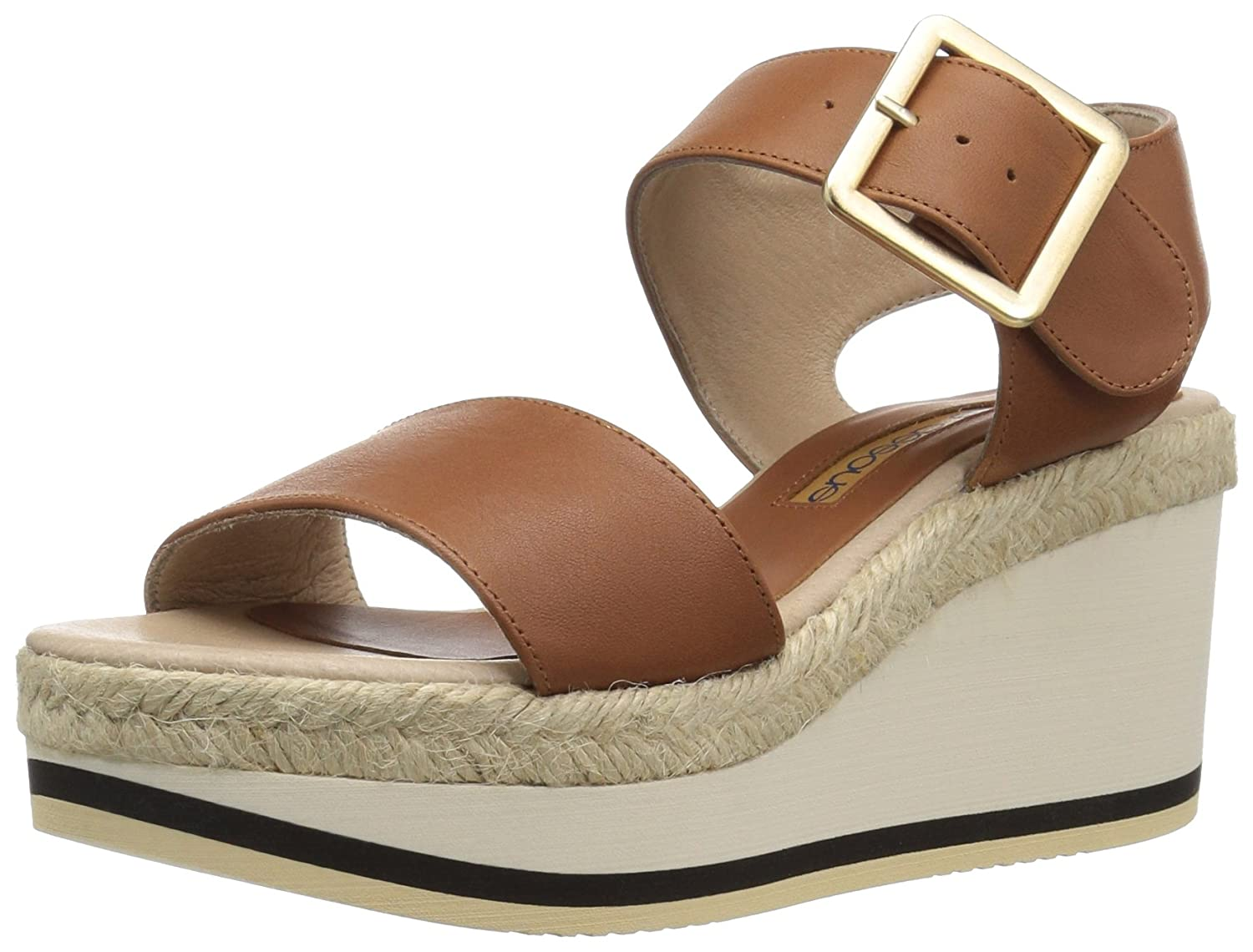 Andre Assous Women's Carmela Espadrille Wedge Wedges Sandal B077KC98ZL Platforms & Wedges Wedge a1a60a