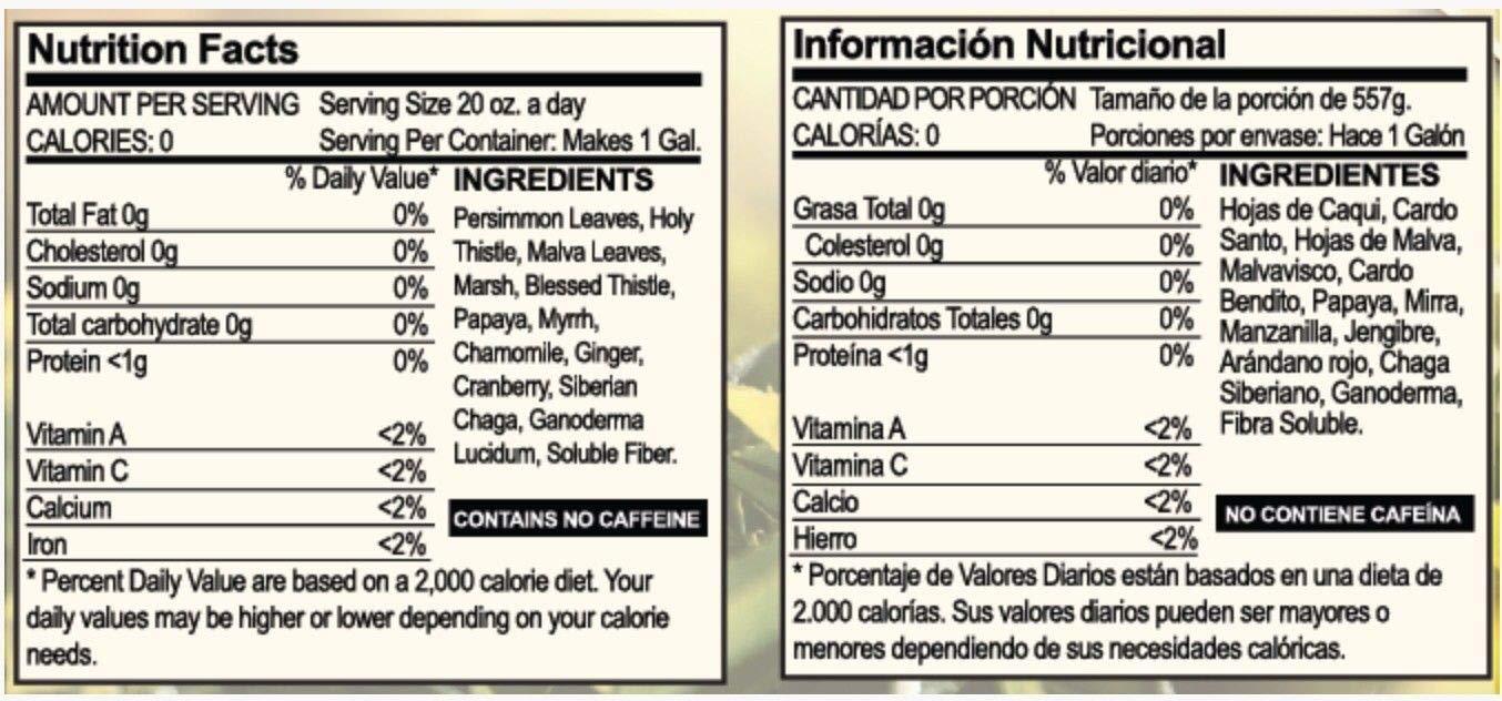 The Original Detox Tea Formula 4 weeks supply. Excellent assistance during the weight loss and detox program (Original Version) by vida divina