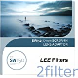 Lee Filters SW150 77mm Screw-in Lens Adapter for SW150 Mark II Holder