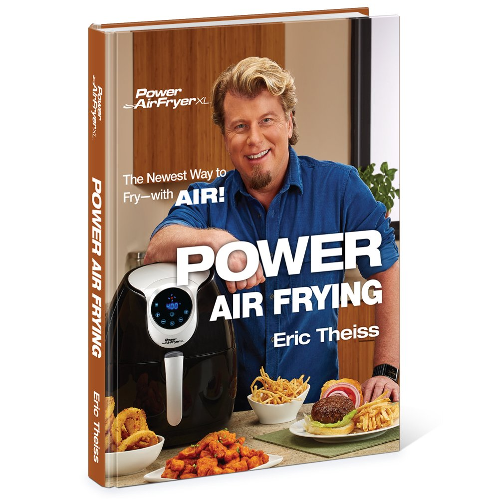 Power Air Frying Hardcover – 2016