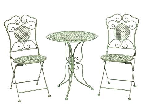 Sedie E Tavoli Da Giardino In Ferro.Mobili Da Giardino Set Giardino Tavolo E 2 Sedie In Ferro
