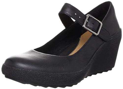 es Mujer Zapatos Amazon De Flake Vestir Cuero Clarks Berry OZ8qnvRC
