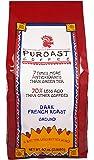 puroast 咖啡 Dark 法国 roast 研磨,每袋