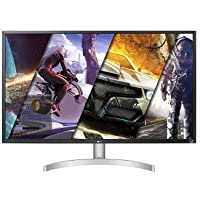 LG 32UK50T-W 32-Inch 4K UHD (3840 X 2160) with Radeon Freesync Technology and DCI-P3...