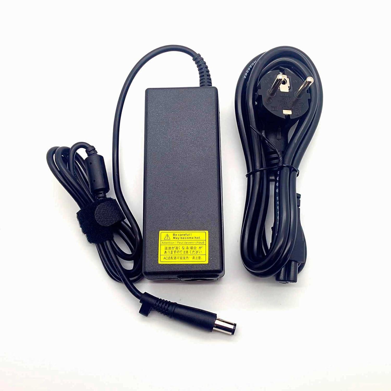 90w Adaptador Cargador Nuevo Compatible para portátiles HP Compaq Pavilion DV7 DM1 DM4 G6 G7 Series del listado 19V 4,74a o Inferior con Punta de ...