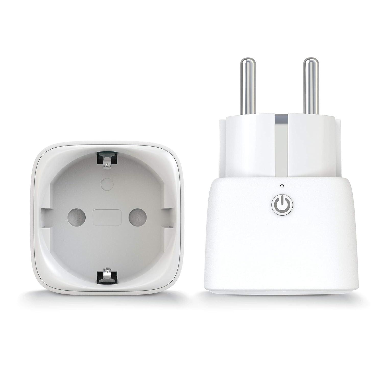 Al/ámbrico, Interior, Blanco, 2300 W, 45 mm, 70 mm Innr SP 120-2 enchufe inteligente Blanco 2300 W Enchufes inteligentes