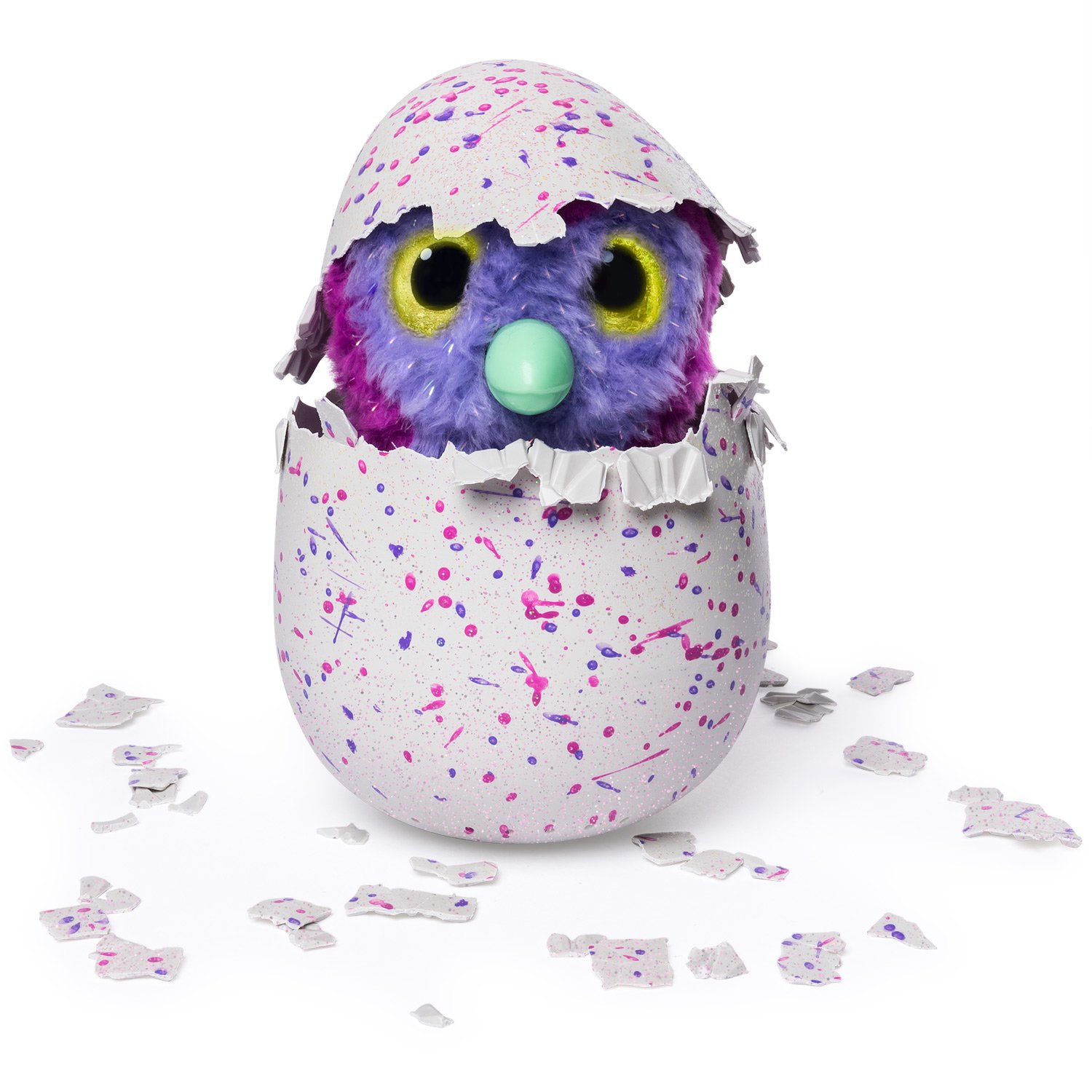Hatchimals Penguala Brillo Magic Bizak
