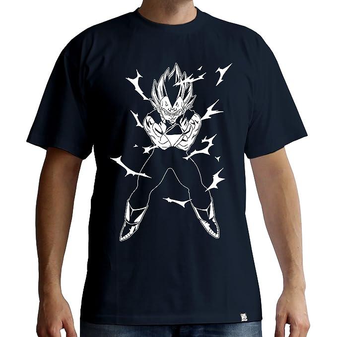 Camiseta dragon ball VEGETA, talla XS