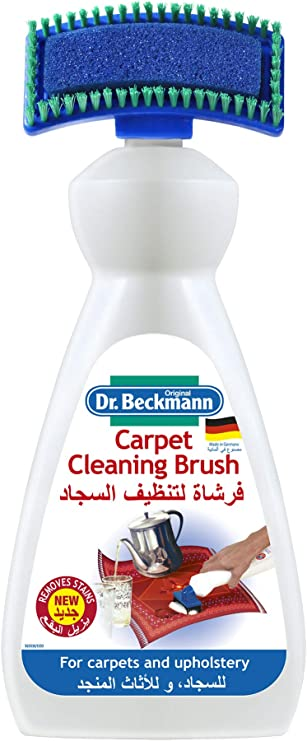 Dr Beckmann Carpet Stain Remover With Cleaning Applicator Brush 650ml