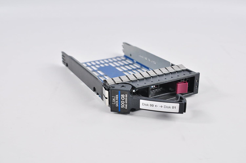 """HP Proliant 3.5"""" SAS/SATA Hot Swap Caddy Tray W/ Sled 335536/335537 DL385 DL380"""