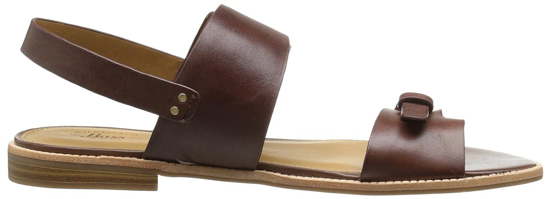 G.H. Bass & Co. Women's Monica Toe Ring Sandal B01APXLSKW 9 M US|Caf茅