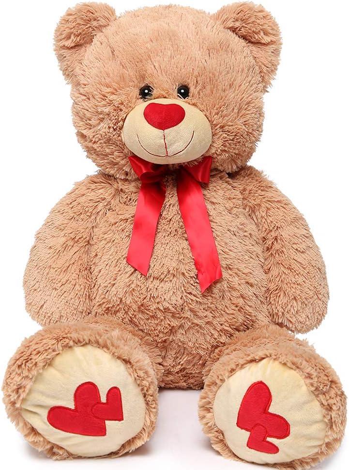 MaoGoLan Big Teddy Bear Soft Giant Stuffed Animal Plush Toy for Girls Chirldren
