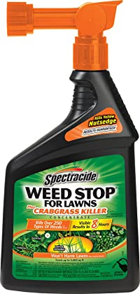 Spectracide Weed Stop For Lawns Plus Crabgrass Killer Concentrate (HG-95703) (Pack of 6)