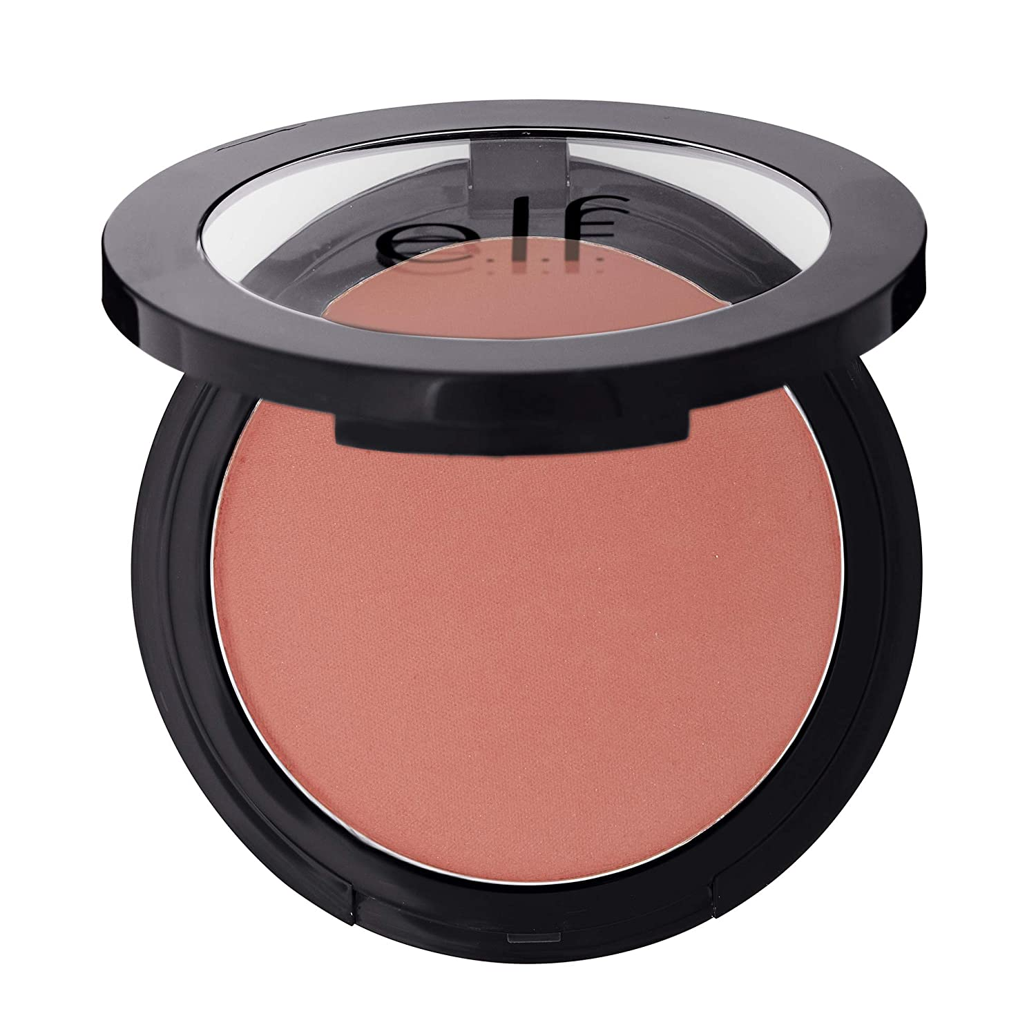 e.l.f. PrimerInfused Blush, LongWear Matte Finish, Always Rosy, 0.35 Ounce