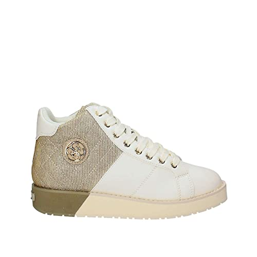 D18gu40 Alto Colore Donna Guess Debby Lurex Sneaker Nero Scarpe Mod xzwqtO4H