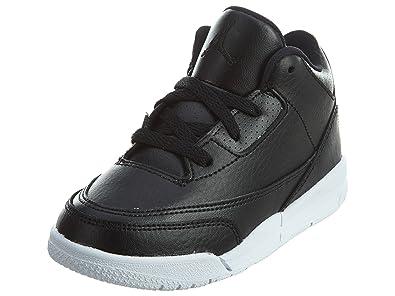 90a9d03677a Amazon.com | Jordan 3 Retro Toddlers | Basketball