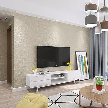 Warme Schlafzimmer Tapete Modernes Einfaches Wohnzimmer Fernsehwand
