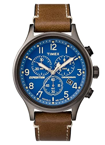 d560fe3747c6 Timex Expedition TW4B09000 Scout Chrono Mens Watch