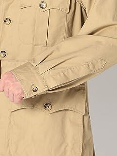 Willis & Geiger Safari Jacket 114-03-0863: Khaki