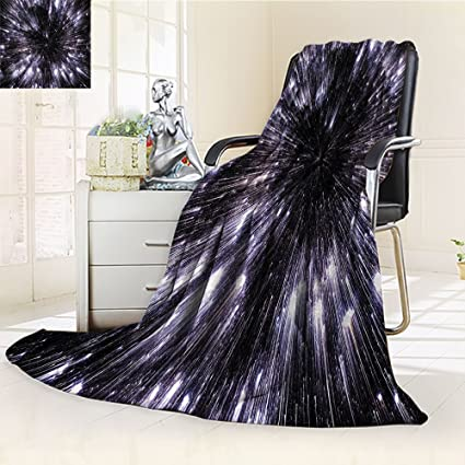 3768703913 Galaxy Blanket by Nalohomeqq Speed of Life Space Travel Themed Fantastic  Galaxy Wars Universe Science Fiction