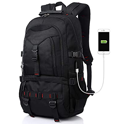 Tocode Laptop Backpack 17-Inch Bag