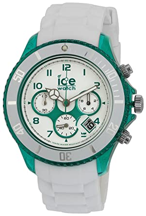 a86f2a973816c ICE-Watch - Montre Mixte - Quartz Analogique - Ice-Chrono Party - Mojito
