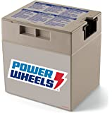 Power Wheels 12-Volt Rechargeable Replacement Battery