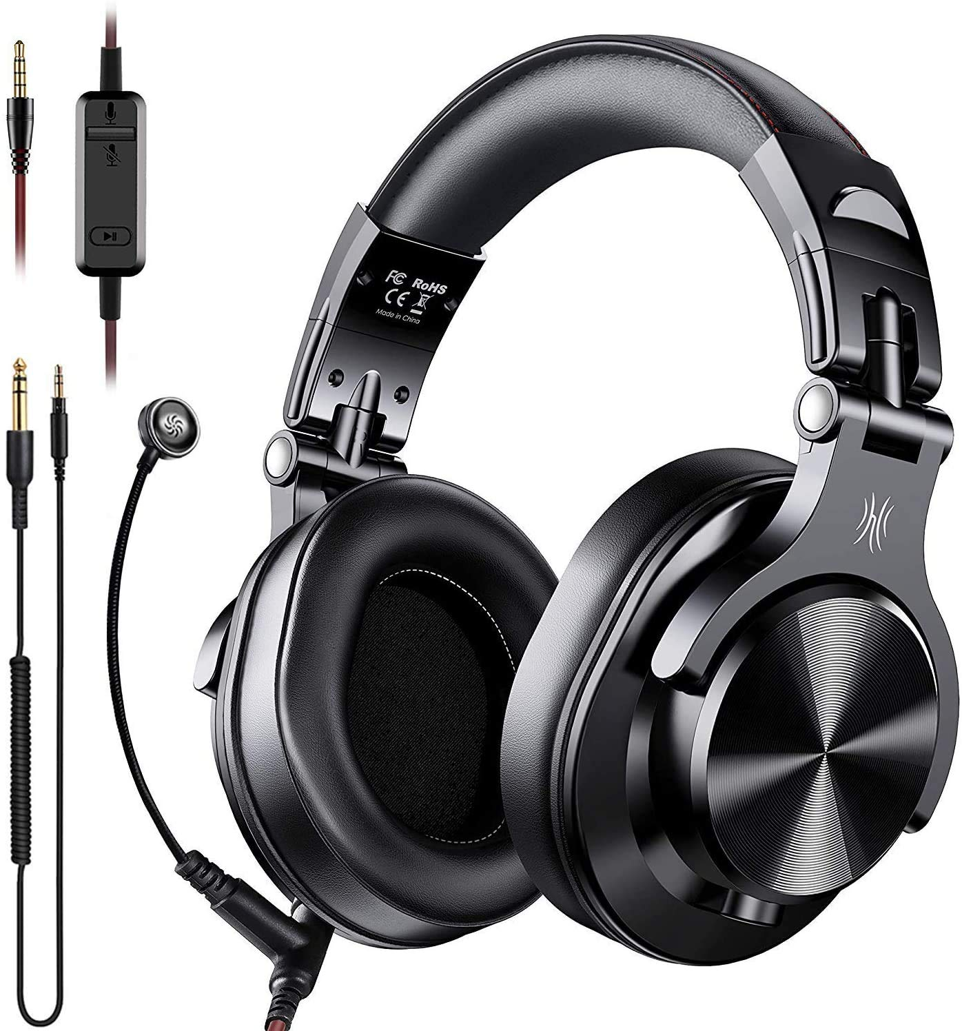OneOdio A71 Over Ear Headphones with Mic