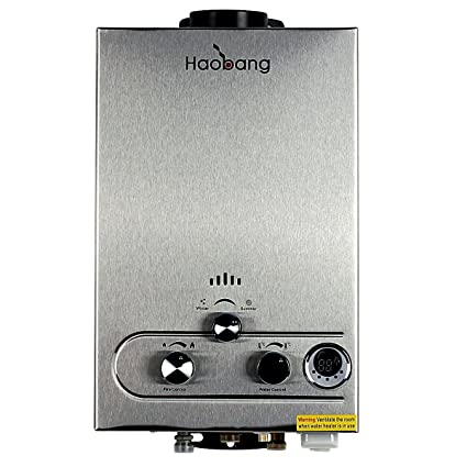 HB Sin tanque calentador de agua Gas patentado de modulación Tecnología JSD12-S02 (LPG