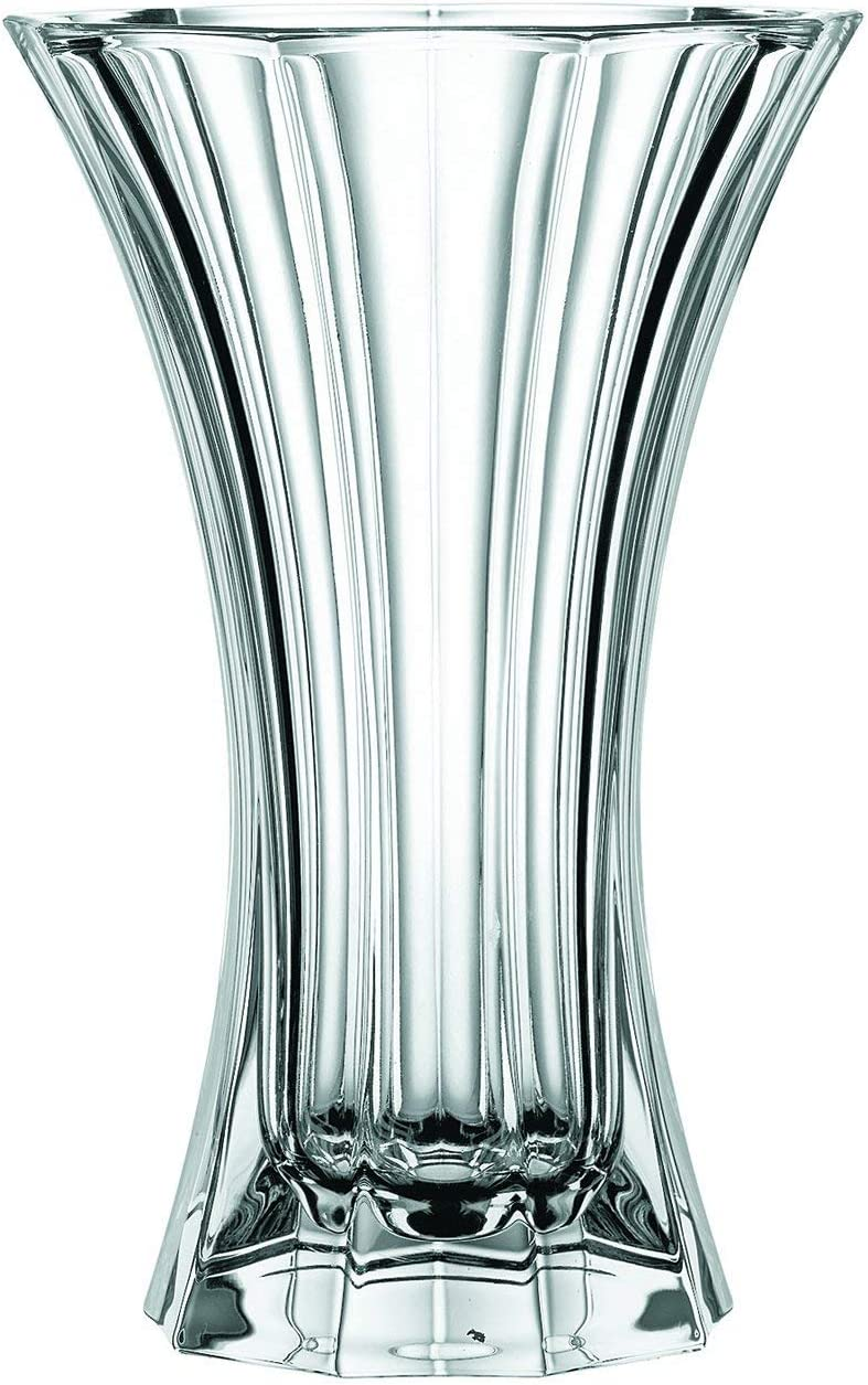 Nachtmann Saphir 9 4 9-Inch Crystal Vase