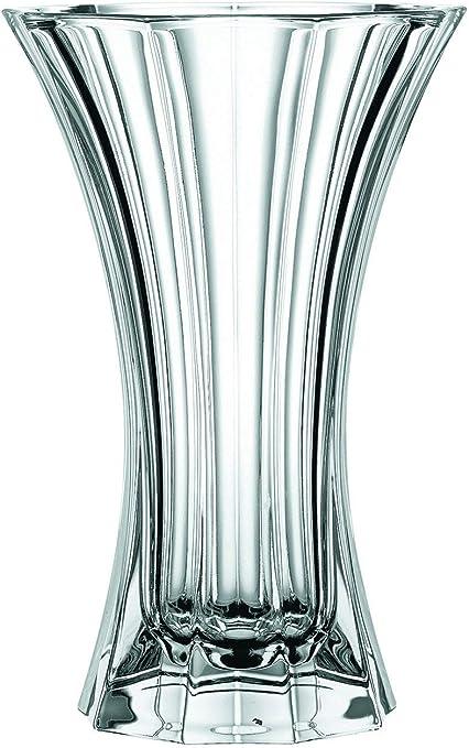 Nachtmann Saphir 9 4//9-Inch Crystal Vase