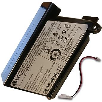 Batería Hom-Bot con cable – Robot aspirador – LG