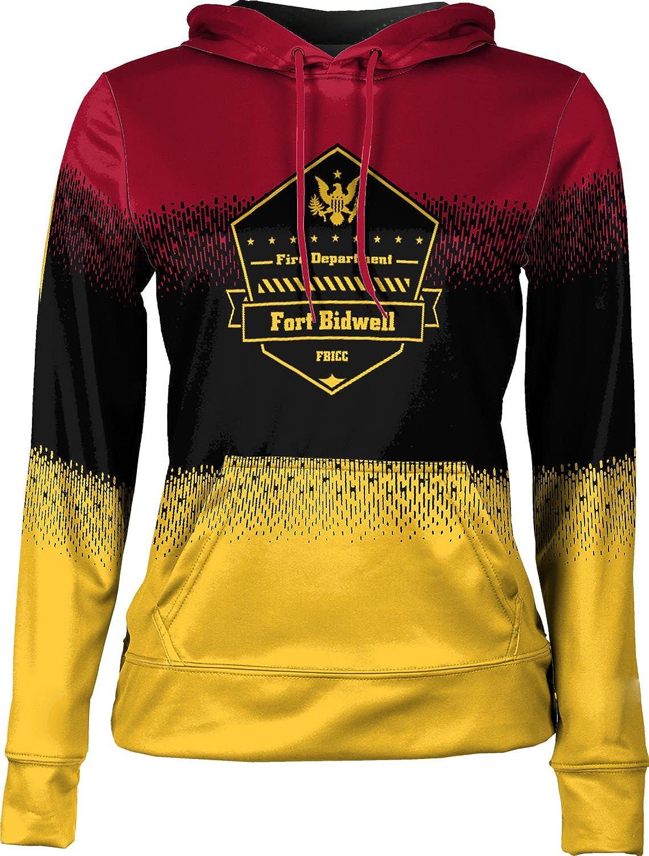 ProSphere Girls' Fort Bidwell Indian Community Council Fire Department Drip Hoodie Sweatshirt