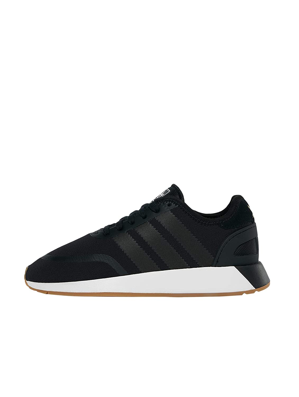 Noir - Blanc adidas N-5923 W, Chaussures de Gymnastique Femme