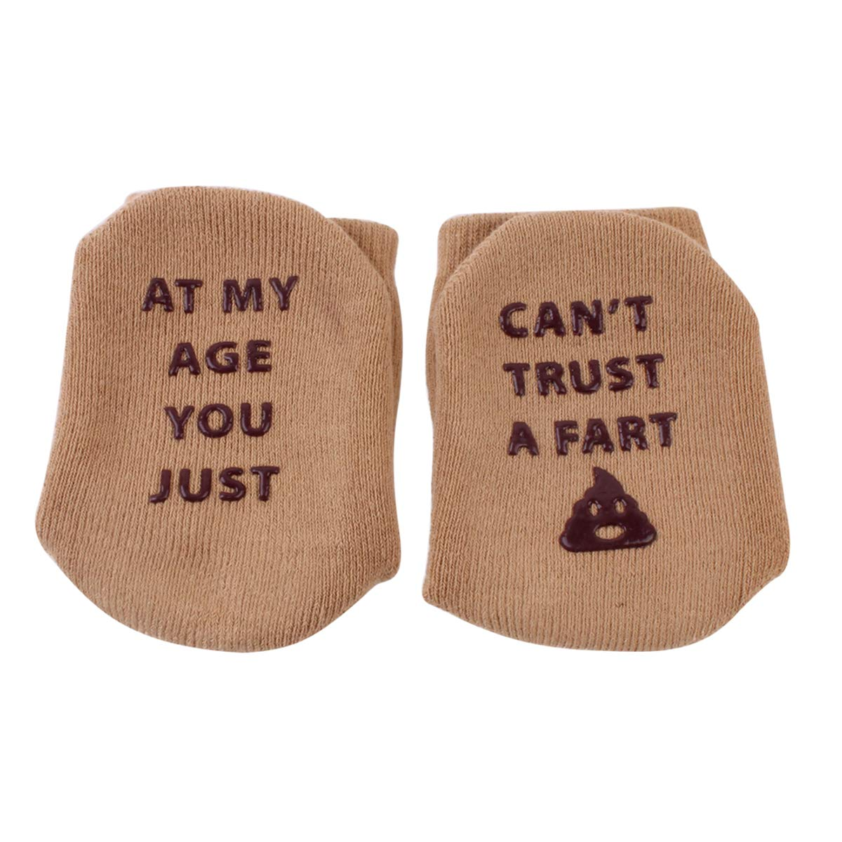 Baby Anti-slip Funny Cute Socks Combed Cotton Ankle Socks