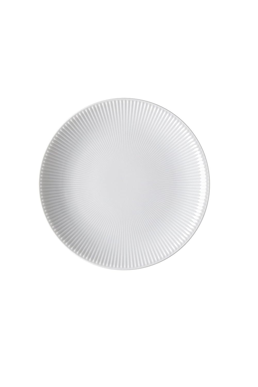 Blend Wei/ß  Bowl 14 cm gekreuzt 0,73 l Relief 3